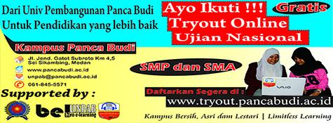 Latihan Online Soal /Try Out UNBK 2017 Untuk SMP, SMA, SMK