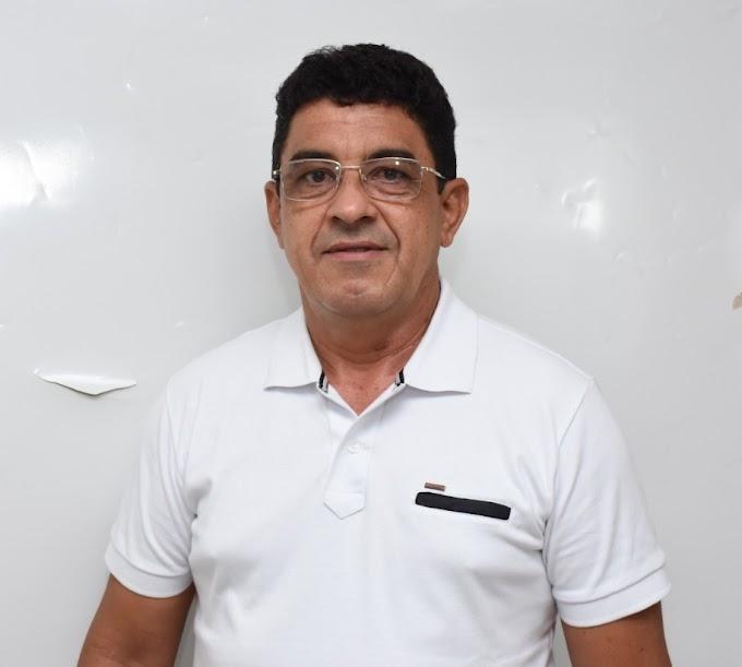 Professor Luiz Agnaldo é o novo secretário de educação de Felipe Guerra