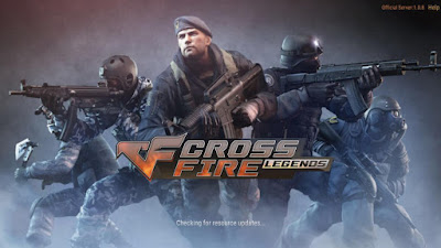 Download Game CrossFire: Legends Mod Apk