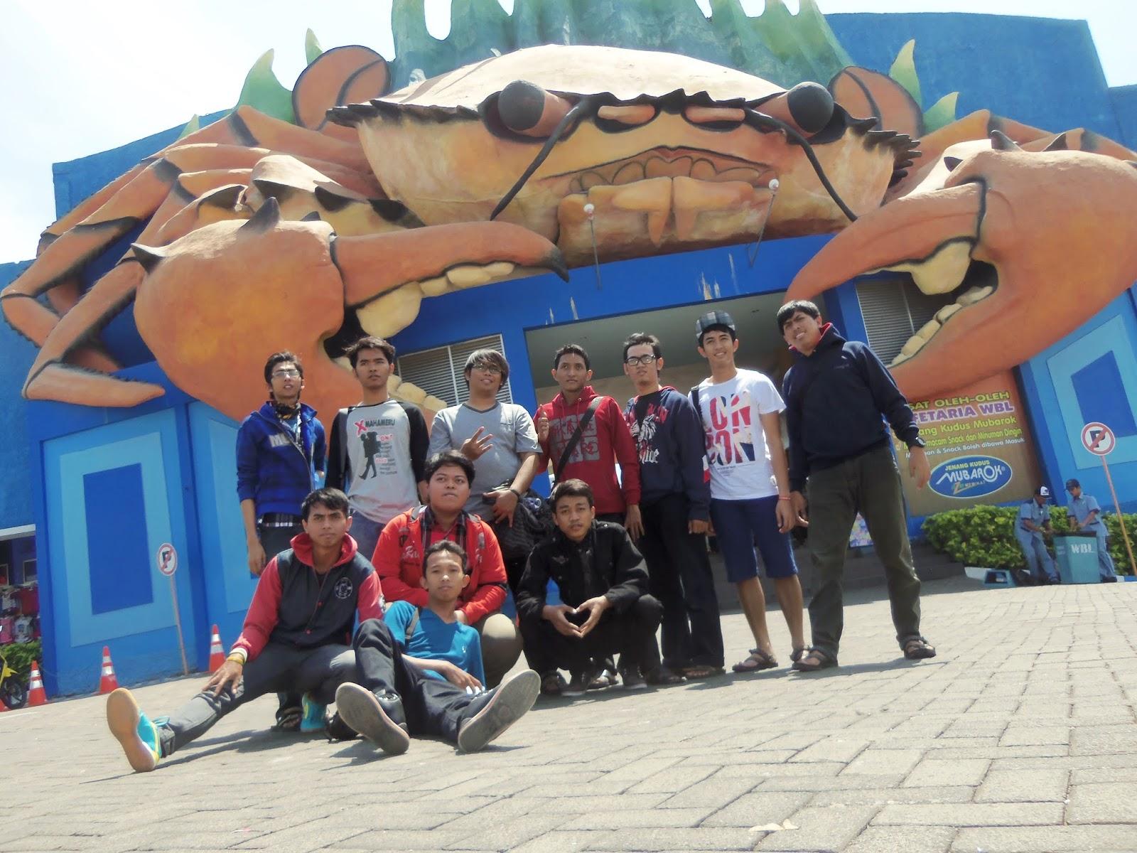 Wisata Bahari Lamongan Jatim Park 2 Jawa Timur Stasiun