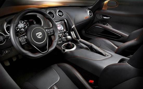 2016 Dodge Viper GT Concept