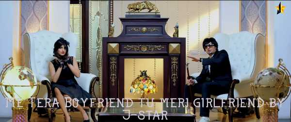 Me Tera Boyfriend Tu Meri Girlfriend Lyrics by J Star