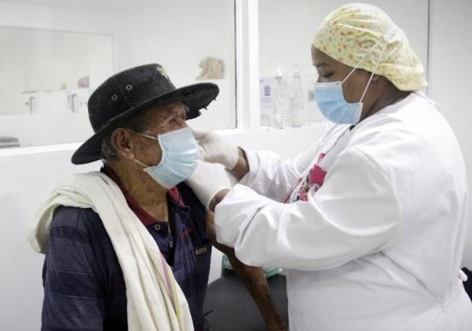 """""""A cuentagotas están llegando las vacunas a Villavicencio"""" asesora Ximena Velasco"""