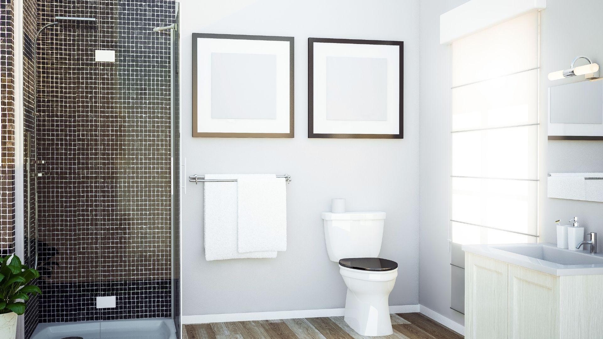 Plakaty do łazienki