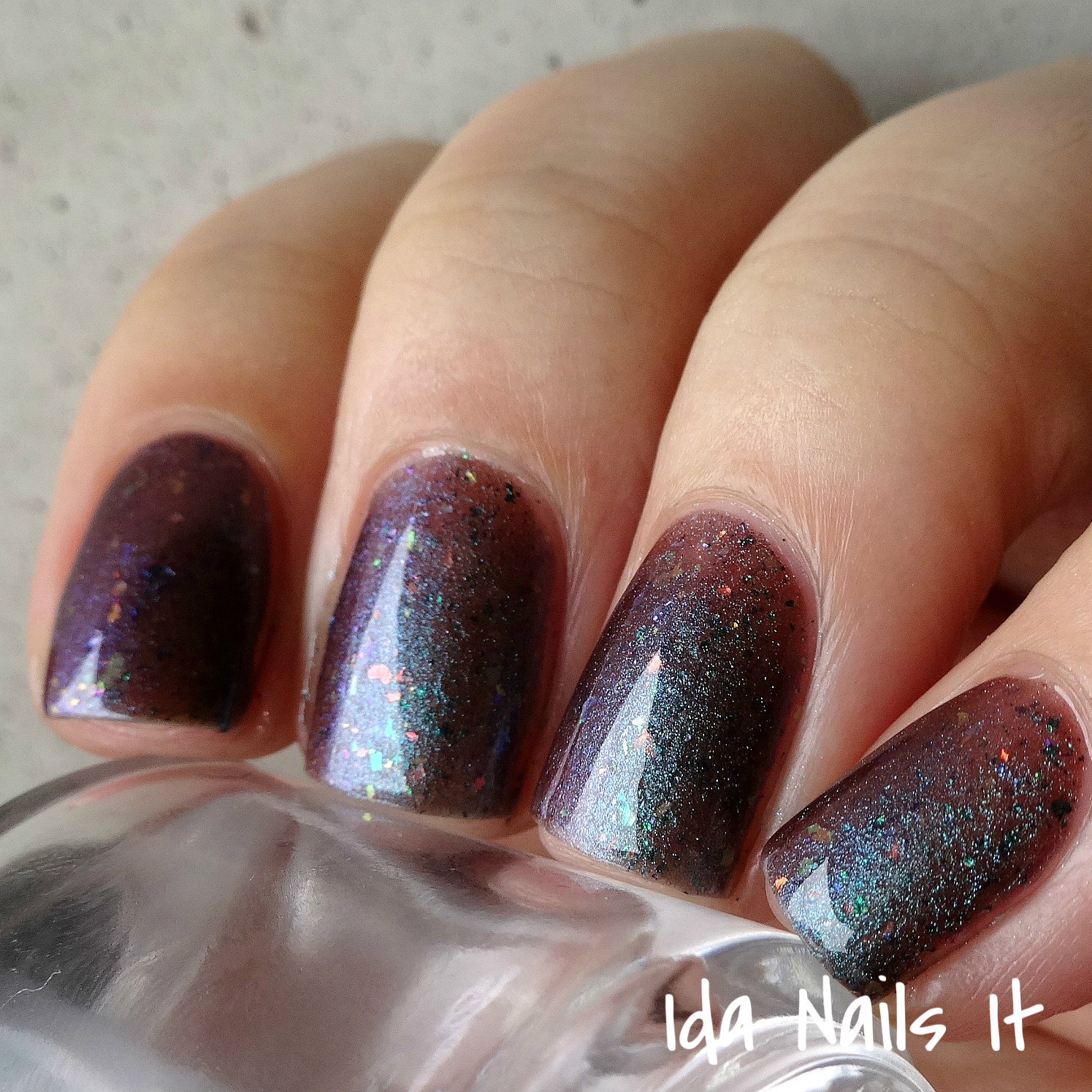 e7838f8e7cf28 Ida Nails It  Color4Nails Presents Lilypad Lacquer  Swatches and Review