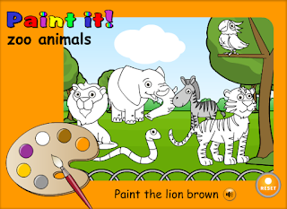 https://learnenglishkids.britishcouncil.org/en/archived-word-games/paint-it/zoo-animals