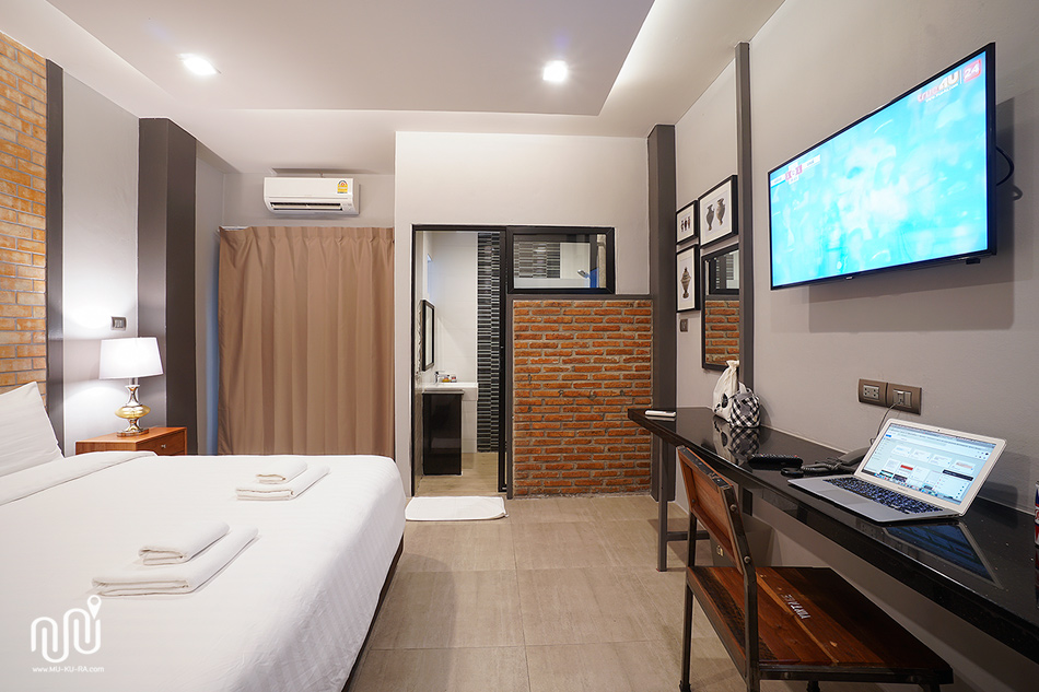 โรงแรมคู (QOO Hotel) ที่พักหลักร้อยตัวเมืองบุรีรัมย์