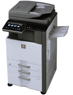 Sharp MX-4141N Printer Software and Driver Downloads - Setup