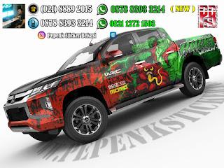 Mobil,Mitsubishi strada Triton,Hulk