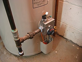 Adding Tee To Water Heater Gas Line Drip Leg Terry Love