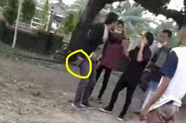 Video viral Debt Collector, ternyata pelaku gunakan pistol korek ap