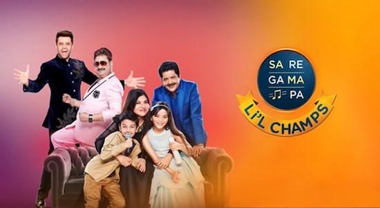 Sa Re Ga Ma Pa Lil Champs 2020 HDTV 480p 250Mb 09 August 2020