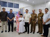 Gubernur Lampung Percayakan RSUDAM Khitankan Putranya