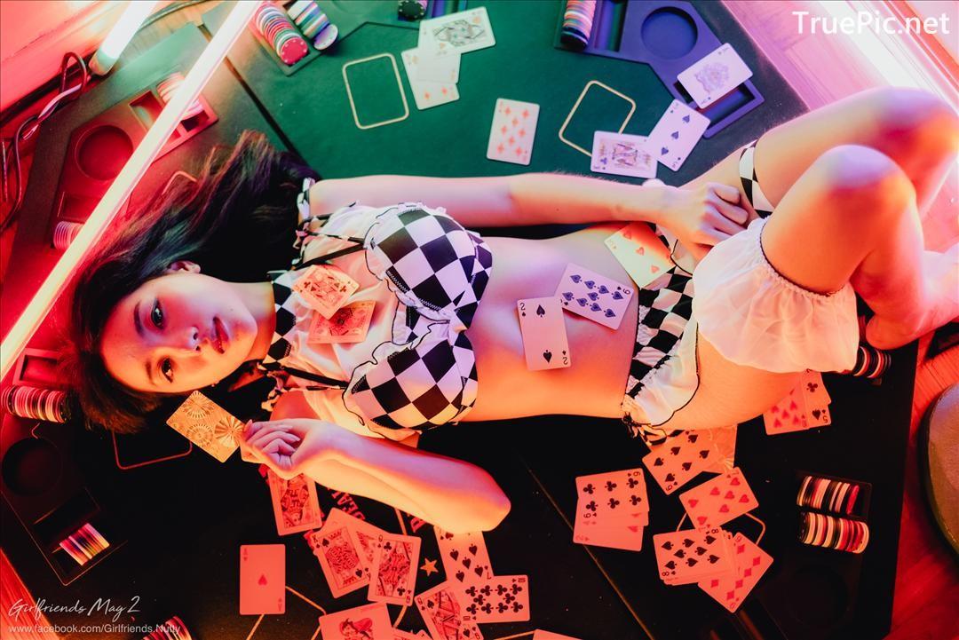 Image-Thailand-Beautiful-Model-Piyatida-Rotjutharak-Sexy-Gambling-Girl-TruePic.net- Picture-3