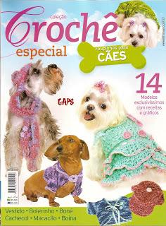 Trajecitos para Mascotas de Crochet