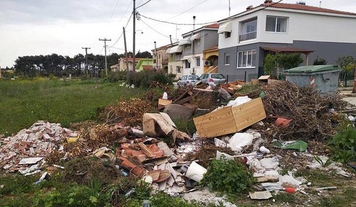 Σήμα κινδύνου από τον οικισμό εργατικών κατοικιών Γιαννούλη του Δήμου Αλεξανδρούπολης