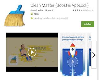 app android da non installare