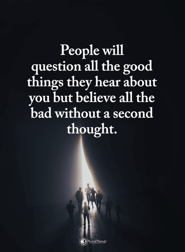 Negative People Quotes,