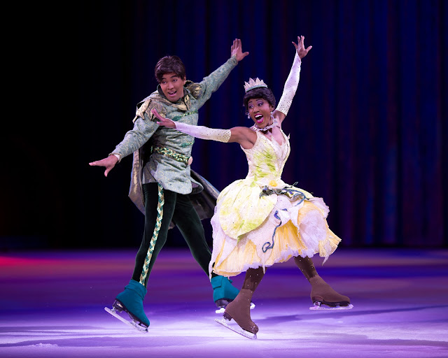 Disney on Ice - 100 Years of Magic 2019 - The Princess and The Frog