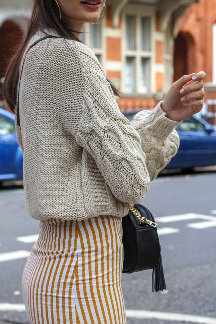 peexo fashion blog autumn cable knit