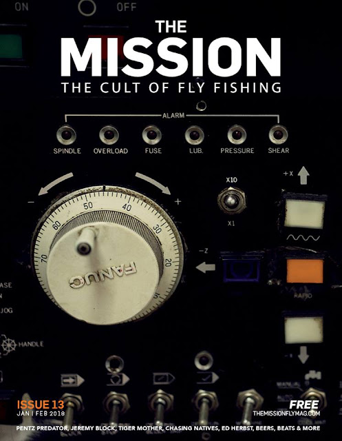 THE MISSION - Issue 13