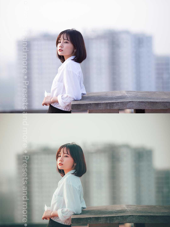 Preset Korea Film