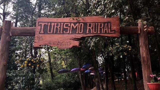 Atrações do turismo rural da ExpoLondrina