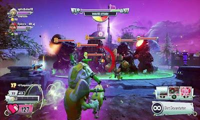 تحميل لعبة Plants vs Zombies Garden Warfare 2 للكمبيوتر