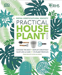 RHS Practical Houseplant Book cover