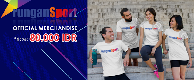 runganSport Official Merchandise Racing Apparel