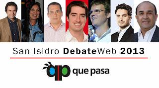 Debate concejales San Isidro