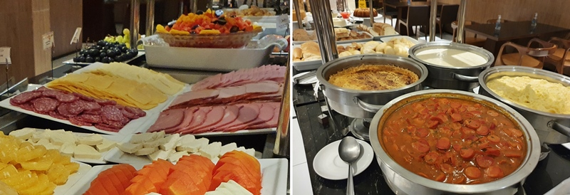 melhor café da manhã de Belém