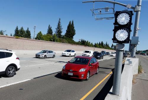 California Deploys Cameras to Catch Carpool Cheaters