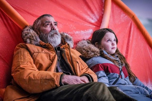O Céu da Meia-Noite - filme estrelado e dirigido por George Clooney - chega à Netflix em Dezembro