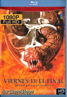 Viernes 13 Parte 9 Jason Va Al Infierno [1993][1080p BRrip] [Latino-Inglés] [GoogleDrive] RafagaHD