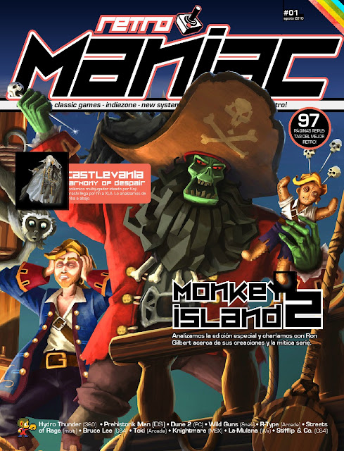 RetroManiac Magazine 01 (01)