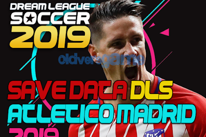 Download Save Data (profile.dat) Dream League Soccer Atleticomadrid 2019/2020