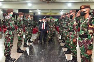 Edy Rahmayadi Bocorkan Rahasia Untuk Bisa Menjadi Jenderal Kepada Taruna Akmil