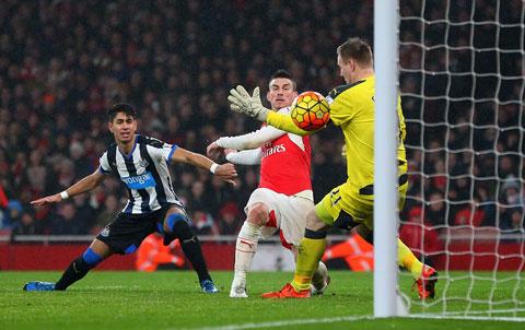 Cầu thủ Koscielny là cái tên mà CLB Arsenal đặt nhiều hy vọng