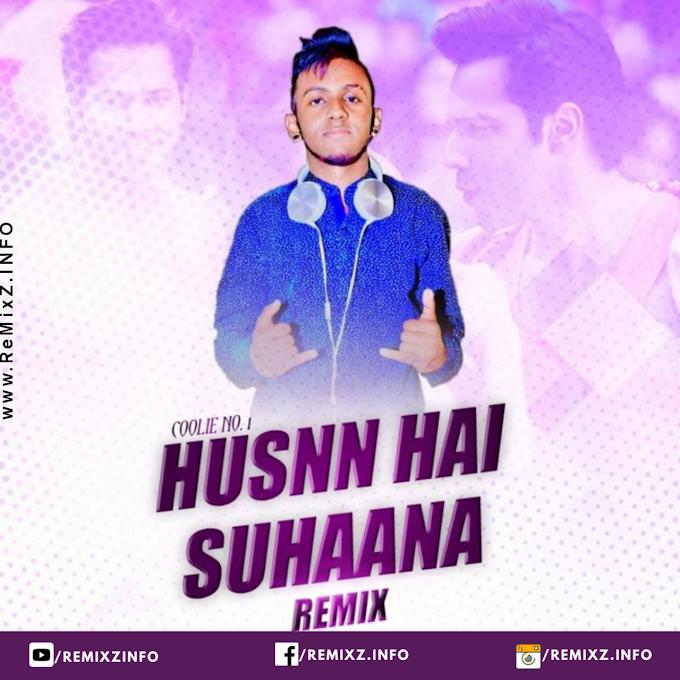 Husnn Hai Suhaana (Club Mix) - DJ Melvin NZ