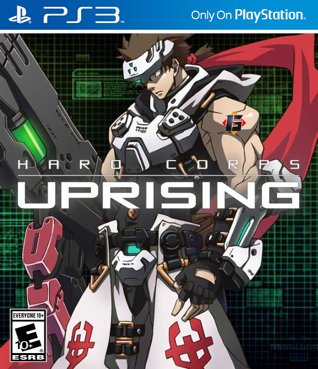 Hard Corps Uprising PS3 ISO