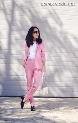 Blazer rosados