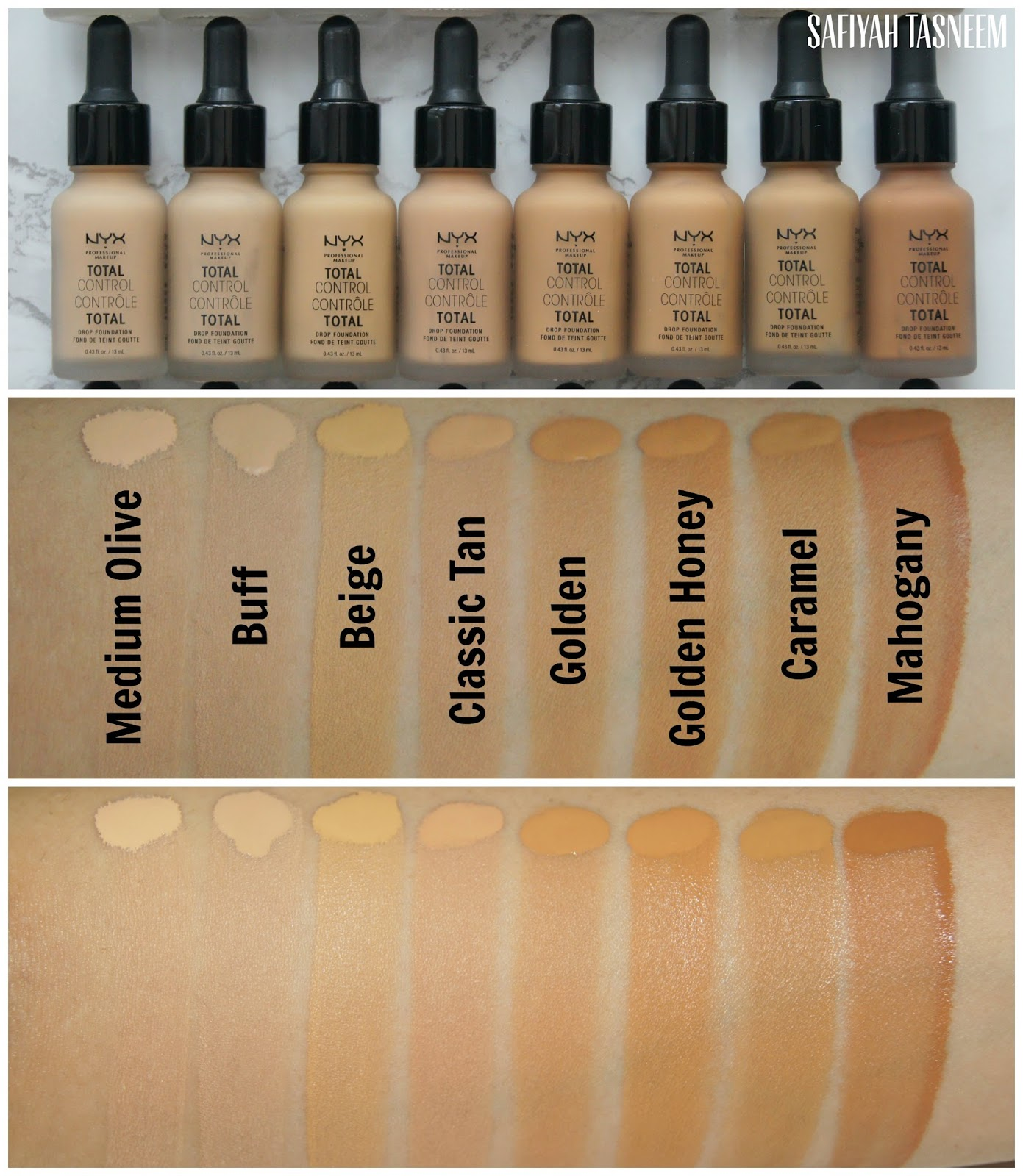 Can't Stop Won't Stop Concealer by NYX Professional Makeup #18