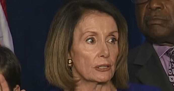 House Rules Pelosi Calling Trump a Racist Violates Chamber's Rules