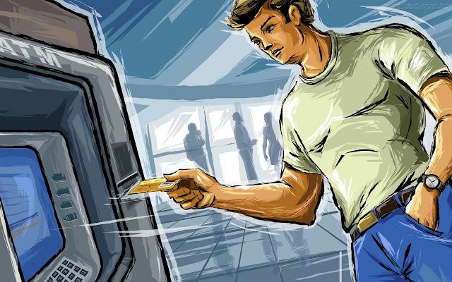 Como Funcionam Saques e Transferências Em Caixas eletrônicos?