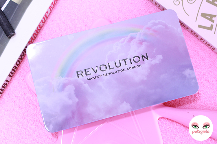 Paleta Rainbow Forever Flawless de Revolution