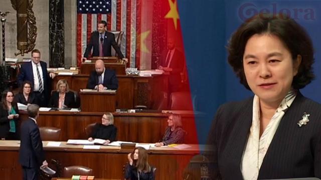 China Makin Dibuat Murka oleh AS yang Meloloskan RUU Uighur