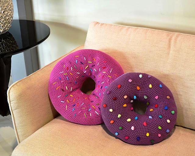 Donuts da Tita Carré no Instagram da Círculo