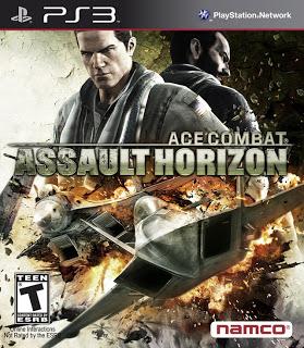 ACE COMBAT ASSAULT HORIZON PS3 TORRENT