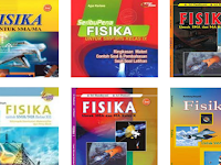 Daftar Buku Pelajaran Fisika SMA/MA Kurikulum 2006